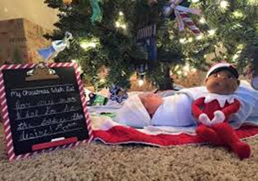 زیباترین و عجیبترین کادوی کریسمس دنیا + تصاویر