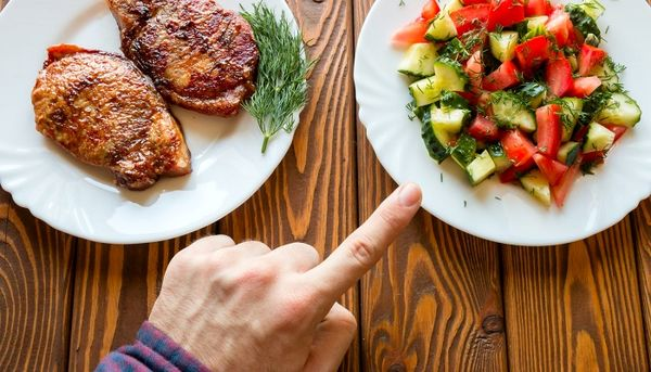 رژیم غذایی برای مبتلایان به نقرس