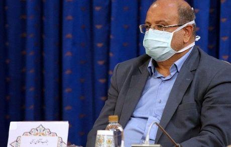 زالی: مرگ و میر کرونایی در تهران ۷ درصد کاهش یافت