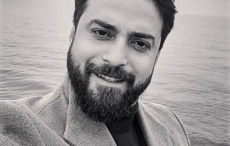 سلفی جدید بابک جهانبخش + عکس
