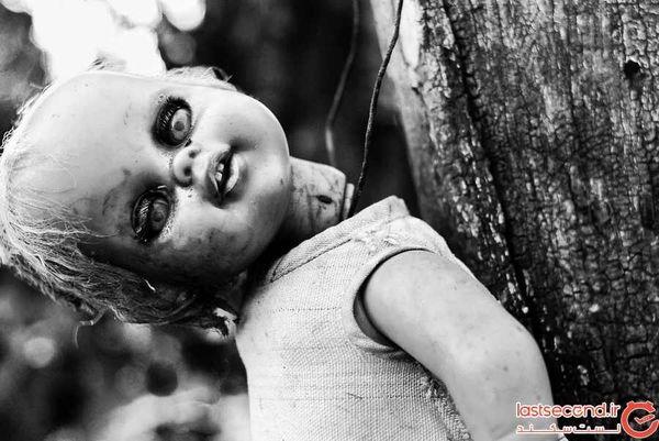جاذبه های ترسناک دنیا + عکس