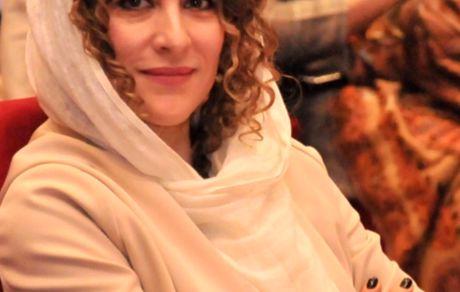 ویشکا آسایش در یک مراسم هندی + عکس