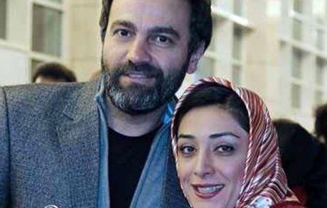 فرهاد سریال احضار در کنار همسر و دخترش میشا + تصاویر