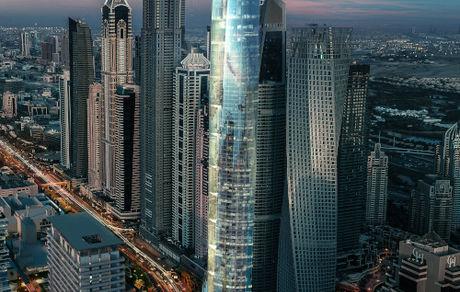 بلندترین هتل جهان +عکس