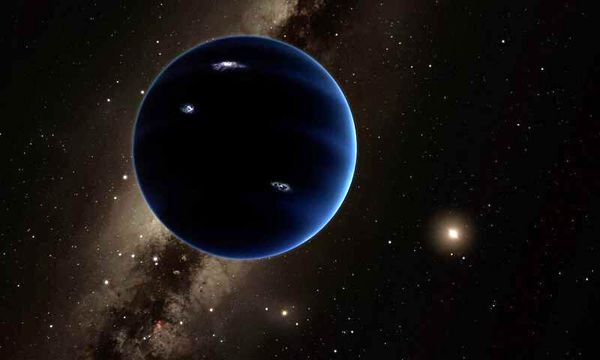 سیاره نهم یک سیاه چاله است