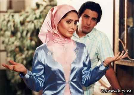 زهرا امیرابراهیمی و الناز شاکردوست در فیلم بی وفا