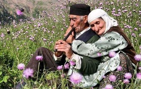 عشقِ سالهای پیری