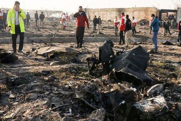 اعلام آخرین جملات خلبان هواپیمای اوکراینی