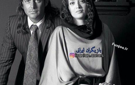زن سابق آقای بازیگر در کنار محمدرضا گلزار + عکس