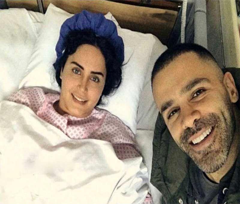 عیادت خواننده معروف از الناز شاکردوست! + عکس | بهداشت نیوز