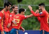 بازیکن دیناموزاگرب به تیم ملی اسپانیا دعوت شد