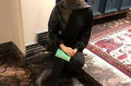 همسر شاهرخ استخری تصاویر دوران بارداری اش را منتشر کرد + عکس