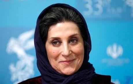فاطمه معتمدآریا در جمع انصراف دهندگان از جشنواره فجر
