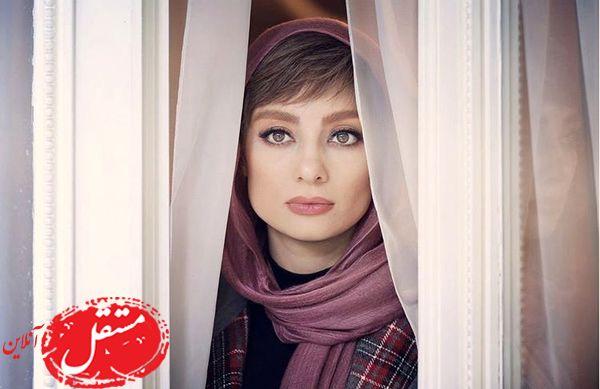 تغییر چهره یکتا ناصر در سریال دل + عکس