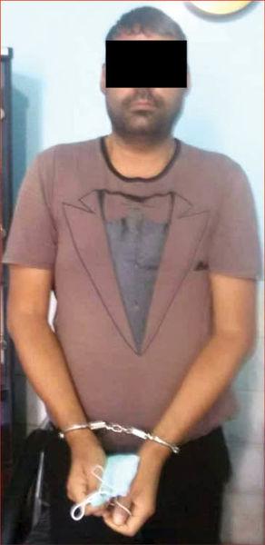 گودزیلای سارق دستگیر شد+عکس