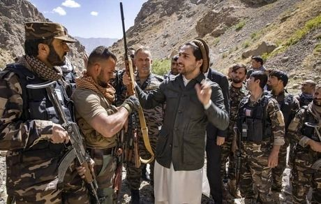 احمد مسعود وعده فتح کابل داد