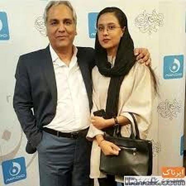 عکس عجیب و غیر اخلاقی مهران مدیری و دختر جوان بعد از کنسرت لورفت + بیوگرافی