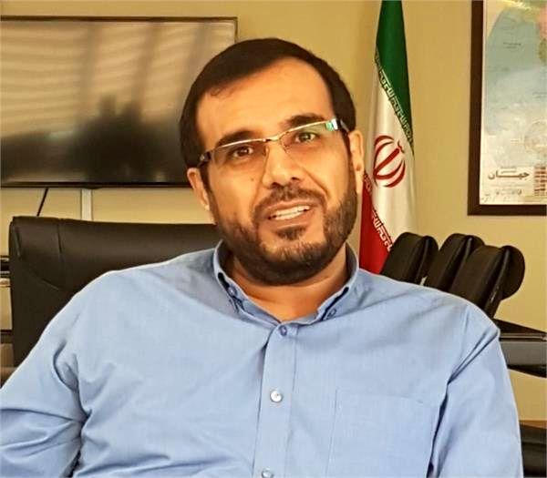 دلنوشته دکتر محمدرضا سعیدی مدیر عامل پتروشیمی جم برای شهید مهندس محمدرضا نجفی