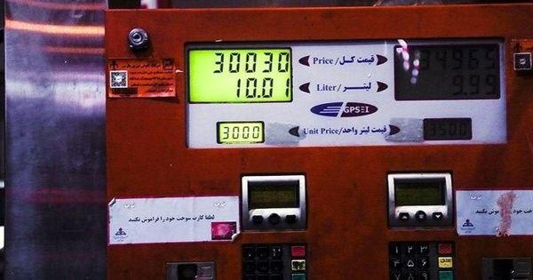 فرمول فیثاغورسی پخش فرآورده های نفتی برای سوختگیری!