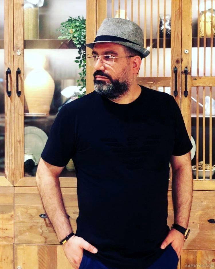 علت جدایی رضا رشیدپور از همسرش + عکس همسر سابقش