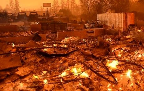ماجرای تخلیه نیم میلیون نفر از کالیفرنیا