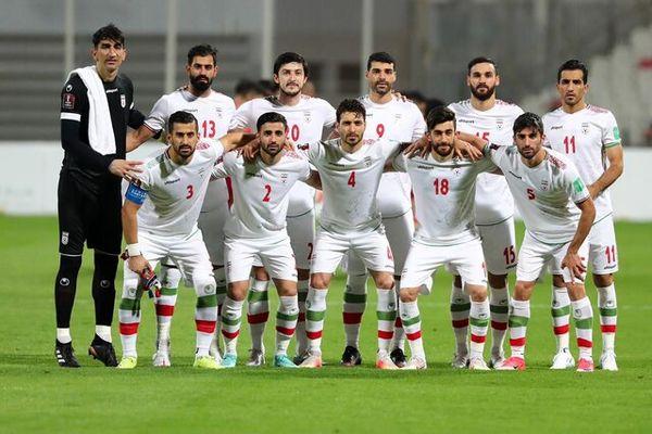 لیست نهایی تیم ملی فوتبال ایران برای بازی مقابل سوریه و عراق اعلام شد