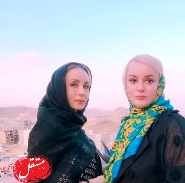 تبریک تولد نعیمه نظام دوست برای خانم بازیگر + عکس