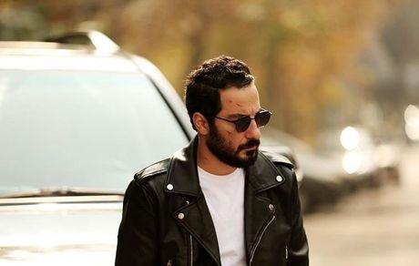 استایل نوید محمدزاده در سریال قورباغه + عکس