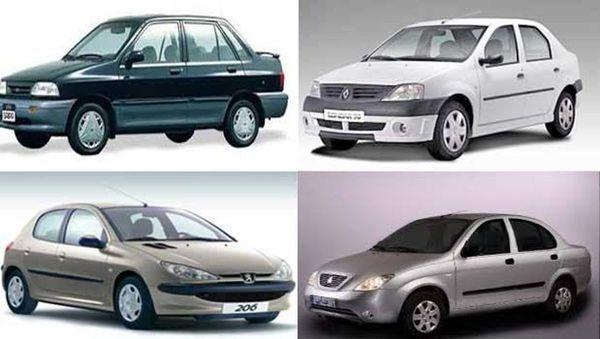 آخرین قیمت خودرو های ایرانی 28 اردیبهشت + جدول