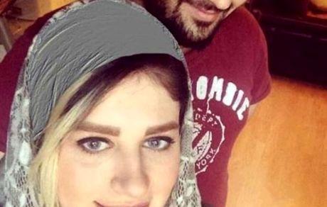 پسر ستایش در کنار همسرش + عکس