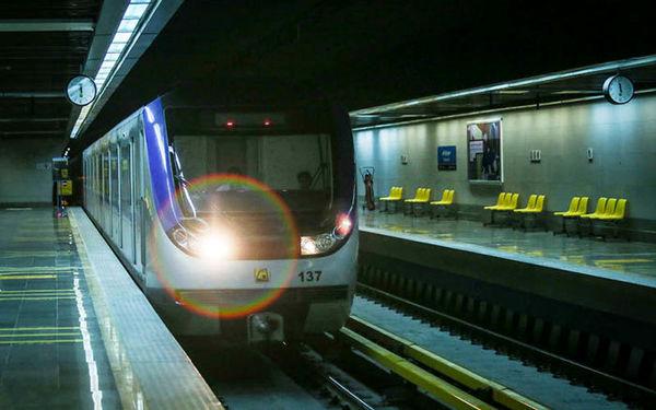 رایگان بودن خدمات مترو در ۲۲ بهمن