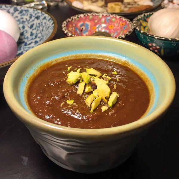 بهترین روش پخت سمنو عید