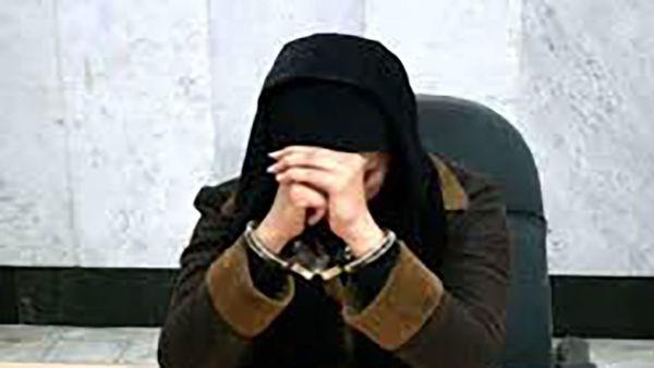 اعتراف زن حیله گر به اشتباه شوم ! / میثم خوابید و بیدار نشد