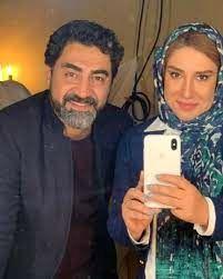 سلفی محمدرضا علیمردانی و نسیم ادبی
