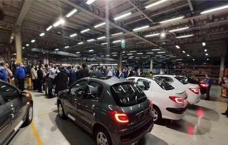 قیمت جدید محصولات ایران خودرو 9 آبان اعلام شد + جدول