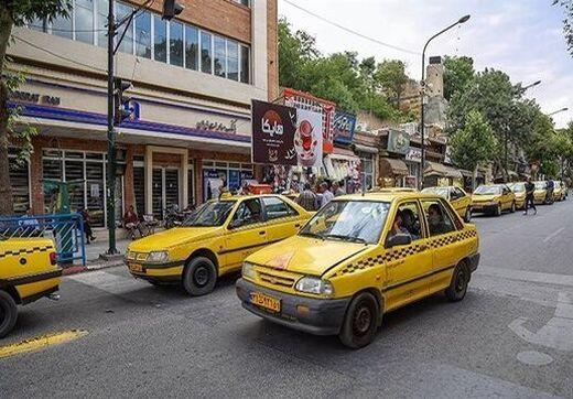 کرایه تاکسی امسال گران می شود یا سال بعد؟