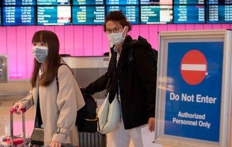 تمام مسافران چینی چکاپ میشوند