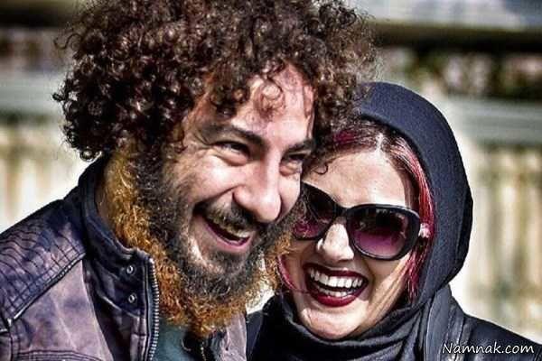 نوید محمدزاده و باران کوثری