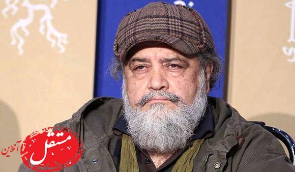 چهره جدی محمدرضا شریفی نیا در نشست خبری + عکس