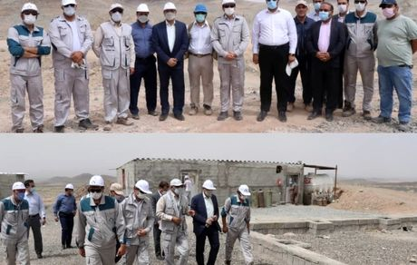 حضور ایمپاسکو در خراسان جنوبی سبب ترغیب بخش خصوصی برای ورود در حوزه معدن شده است