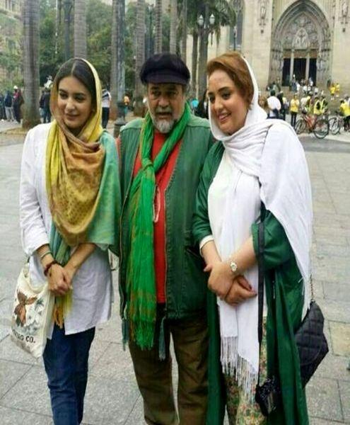 محمدرضا شریفی نیا|راز ازدواج دوم  با خانم بازیگر فاش شد + تصاویر