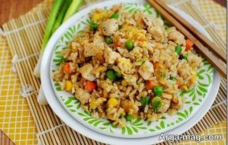 طرز تهیه پلو تایلندی خوشمزه و نکاتی برای پخت حرفه ای آن