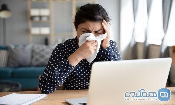 6 نشانه که می گوید سیستم ایمنی بدنتان ضعیف شده است