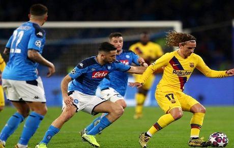 ترکیب بارسلونا و ناپولی