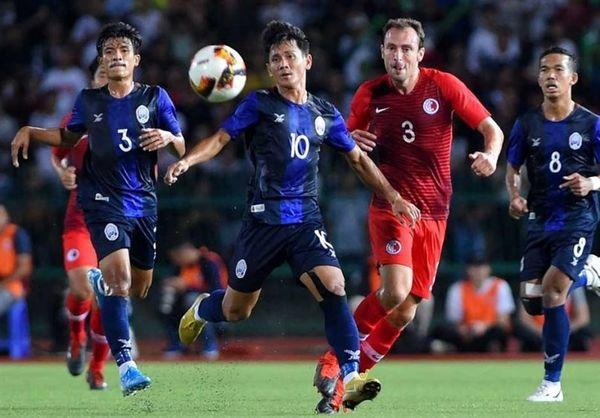 انتخابی جام جهانی ۲۰۲۲| شکست خانگی کامبوج برابر بحرین/ پیروزیهای خارج از خانه فیلیپین و نپال