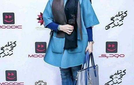 لیلا بلوکات در یک مراسم خاص + عکس