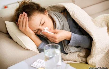 با این چند راهکار طول دوره سرماخوردگیتان را کاهش دهید