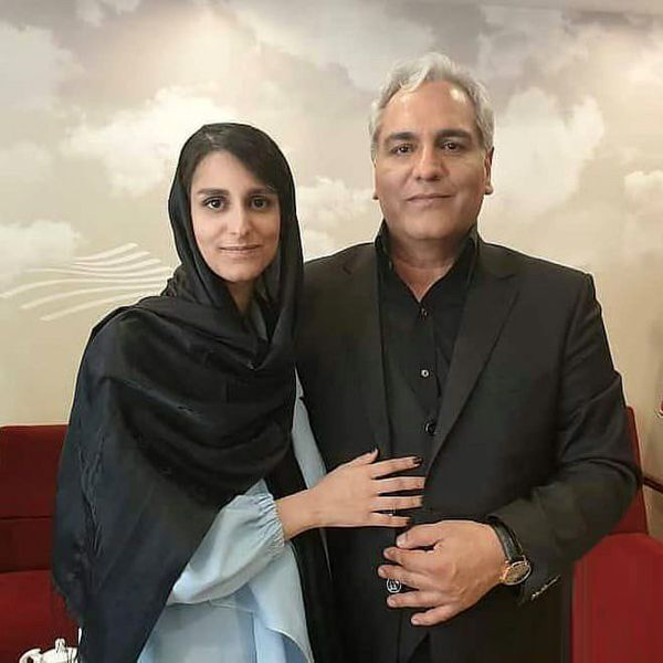 عکس جنجالی از مهران مدیری در اغوش دختر جوان + عکس و بیوگرافی