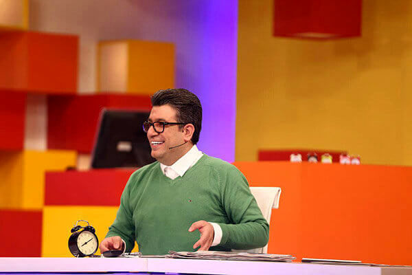 رضا رشید پور در فرمول یک تولدش را جشن می گیرد