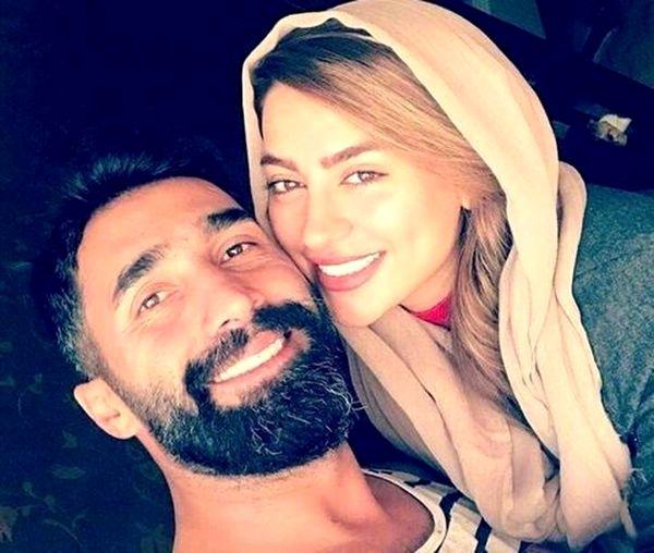 عاشقانه های هادی کاظمی وسمانه پاکدل+عکس و بیوگرافی